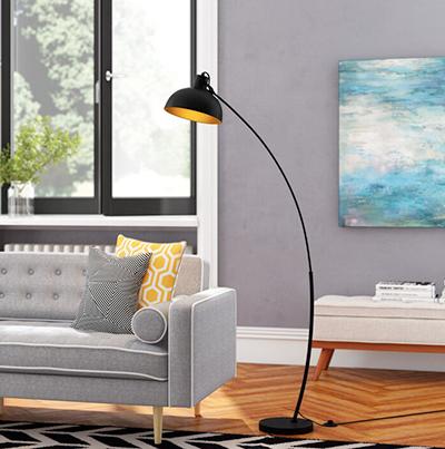1 Floor Lamp Rentals Toronto | Table Lamps, Desk Lamps